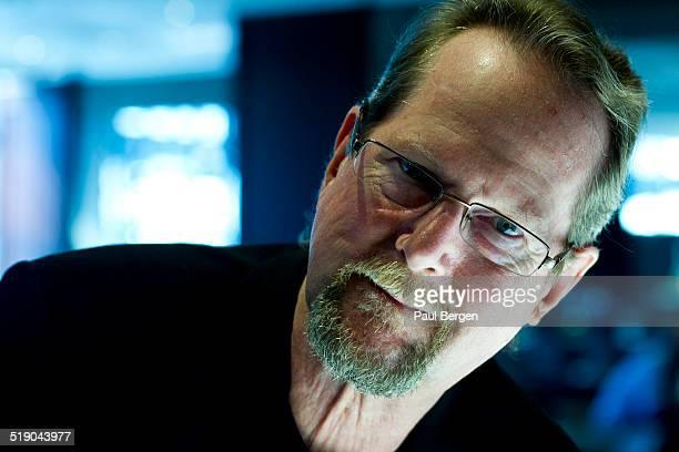 Roger McGuinn former guitarist and singer in The Byrds poses for portraits in Antwerp Belgium 3rd September 2014