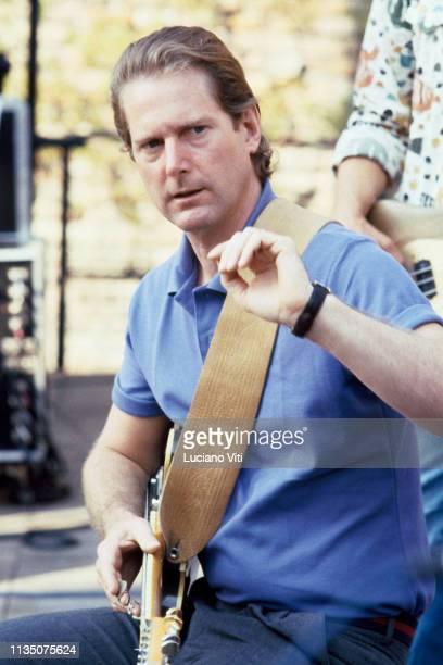 Roger McGuinn of The Byrds Italy circa 1990