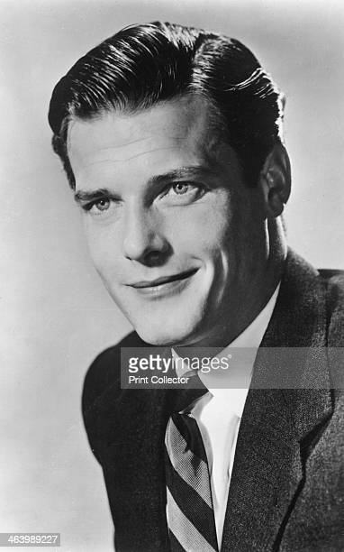 Roger Moore, British actor, 20th century. Roger Moore is best known for his portrayals of Simon Templar in the 1960s TV series The Saint, and James...