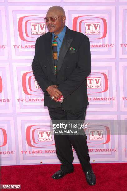Roger Mosley attends 2009 TV LAND AWARDS at Universal Studios on April 19 2009 in Los Angeles CA