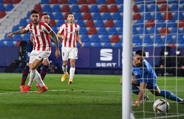 ESP: Levante v Athletic Club: Copa del Rey Semi Final Second Leg