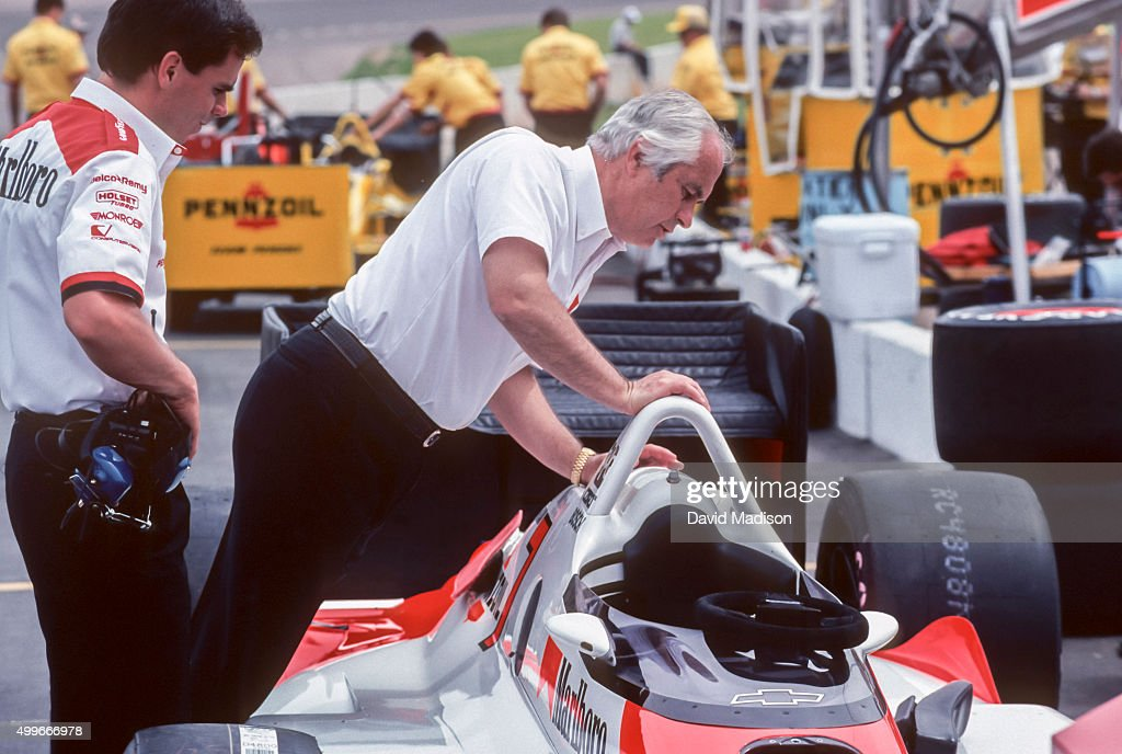 1990 Autoworks 200 Phoenix : News Photo