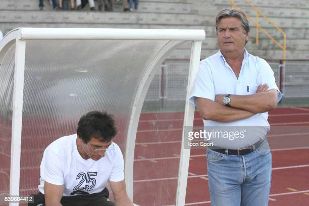 Roger PROPOS / Henry MICHEL Nancy / Zamalek match amical