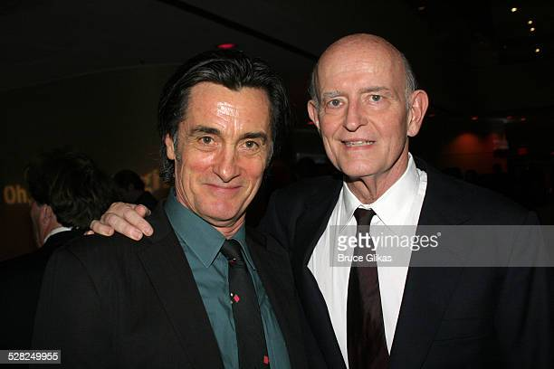 Roger Rees and Peter Boyle
