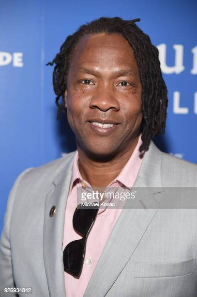 Roger Ross Williams attends the IFC Films Independent Spirit Awards After Party presented by MovieGrade App Hendricks Gin and Kona Brewing Company on...