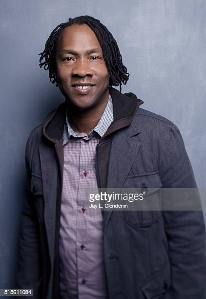 Roger Ross Williams of the film 'Life Animated' poses for a portrait at the 2016 Sundance Film Festival on January 24 2016 in Park City Utah CREDIT...