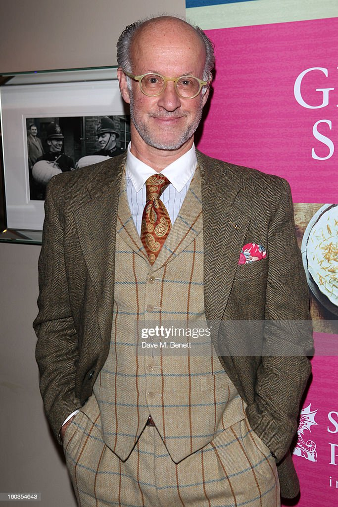 Roger Saul attends the Sharpham Park preview launch of the Great British Spelt Recipe E-Book at The Athenaeum on January 29, 2013 in London, England.