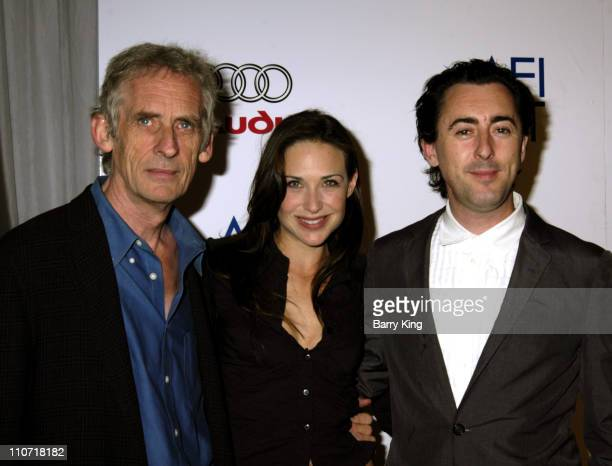 Roger Spottiswoode Claire Forlani and Alan Cumming