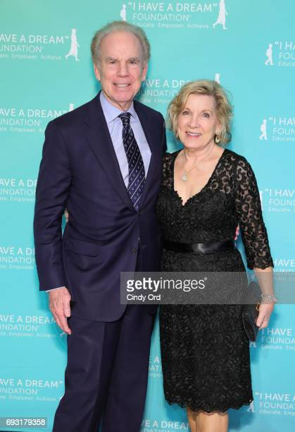 Roger Staubach and Marianne Staubach attend Spirit of the Dream Gala at Intrepid SeaAirSpace Museum on June 6 2017 in New York City