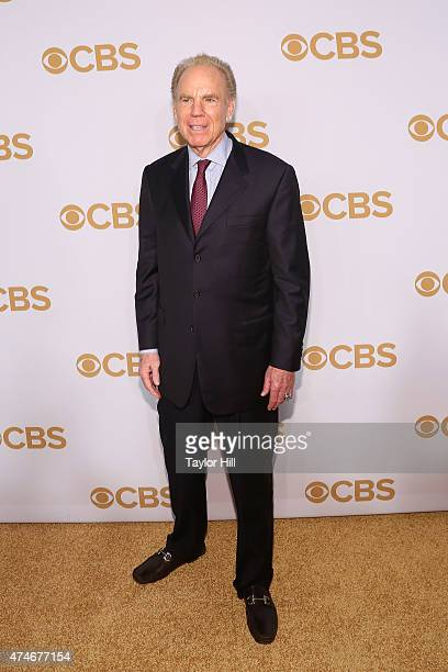 Roger Staubach attends the 2015 CBS Upfront at The Tent at Lincoln Center on May 13 2015 in New York City