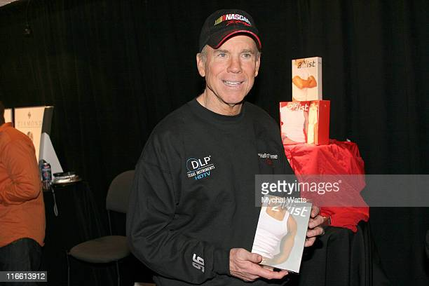 Roger Staubach during Official Celebrity Gift Lounge Super Bowl XL Produced by On 3 Productions Day 3 at Renaissance Center in Detroit Michigan...
