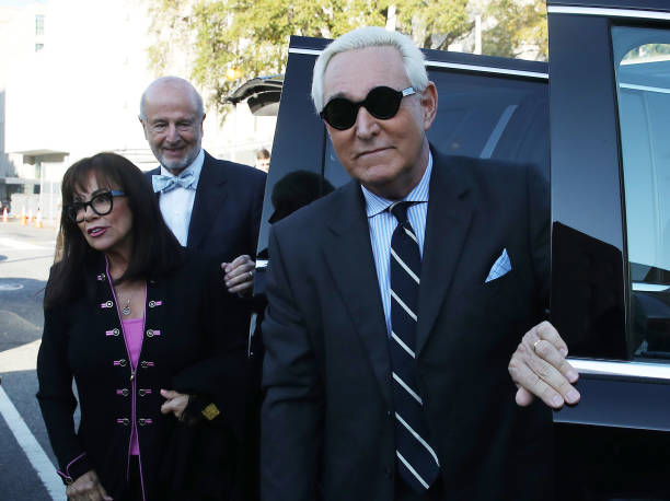 DC: Trial Continues For Trump Associate Roger Stone