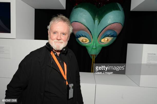 Roger Taylor attends The Pink Floyd Exhibition 'Their Mortal Remains' private view at The VA on May 9 2017 in London United Kingdom