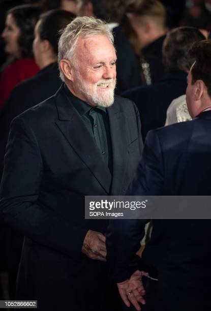 Roger Taylor attends the World Premiere of 'Bohemian Rhapsody' at SSE Arena Wembley
