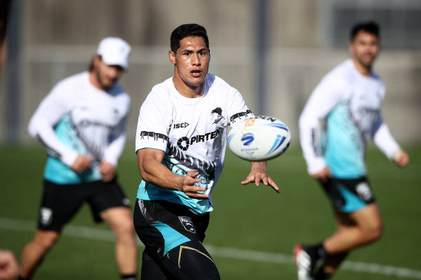 NZL: New Zealand Kiwis Training Session