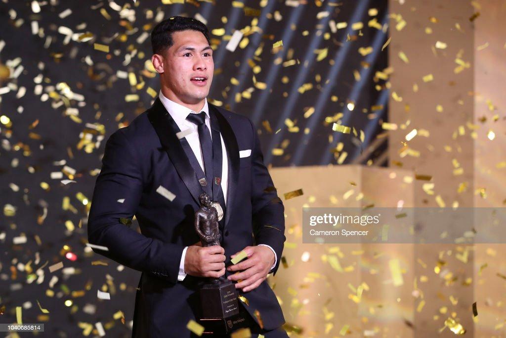2018 Dally M Awards : News Photo