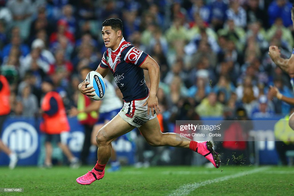 Rugby League - Semi Finals 1 - Sydney Roosters vs. Canterbury Bankstown Bulldogs : News Photo