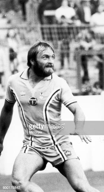 Roger Van Gool, Belgium Striker and Coventry City Football Player, pictured during league match, Saturday 23rd August 1980. Final score: Coventry...