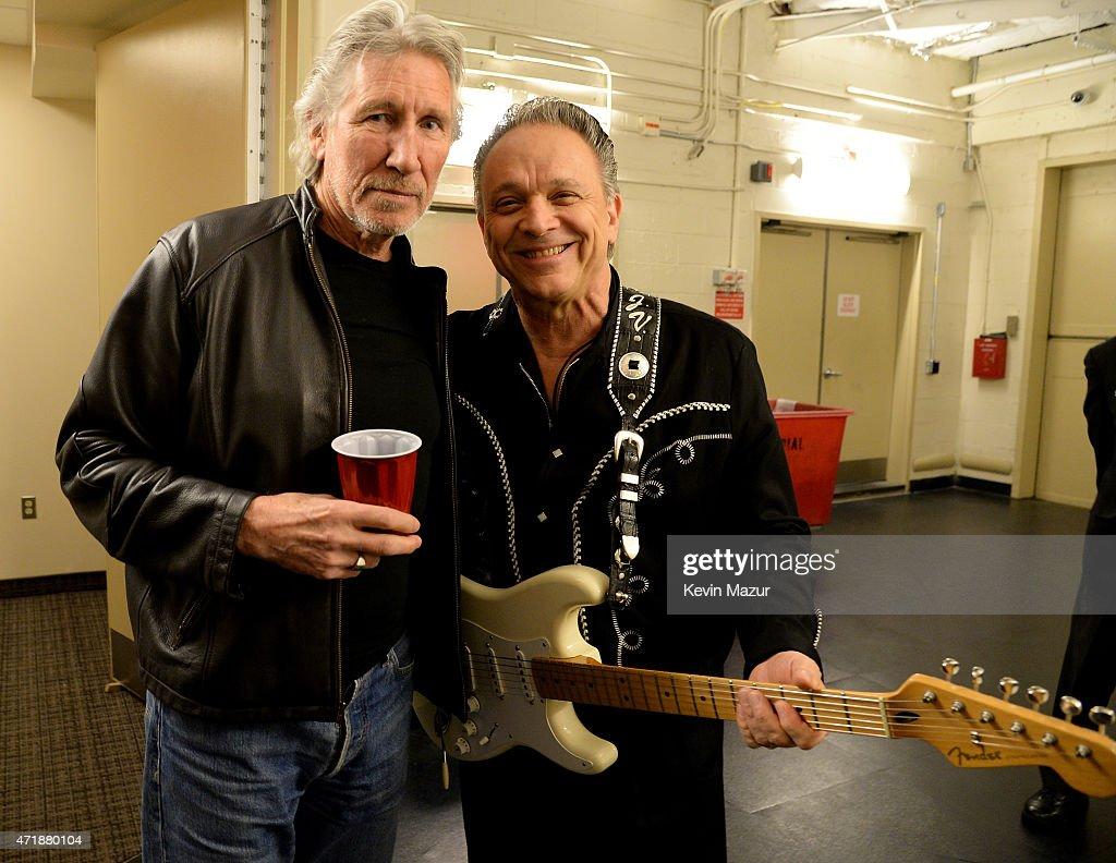 Eric Clapton's 70th Birthday Concert Celebration - Backstage