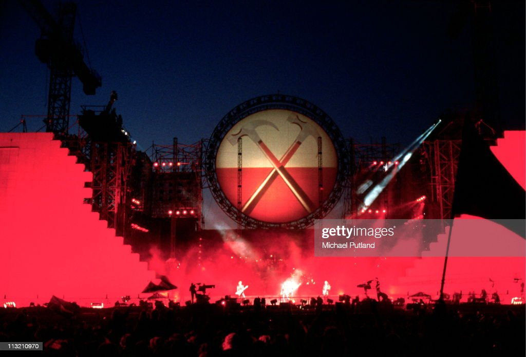 The Wall Concert : News Photo