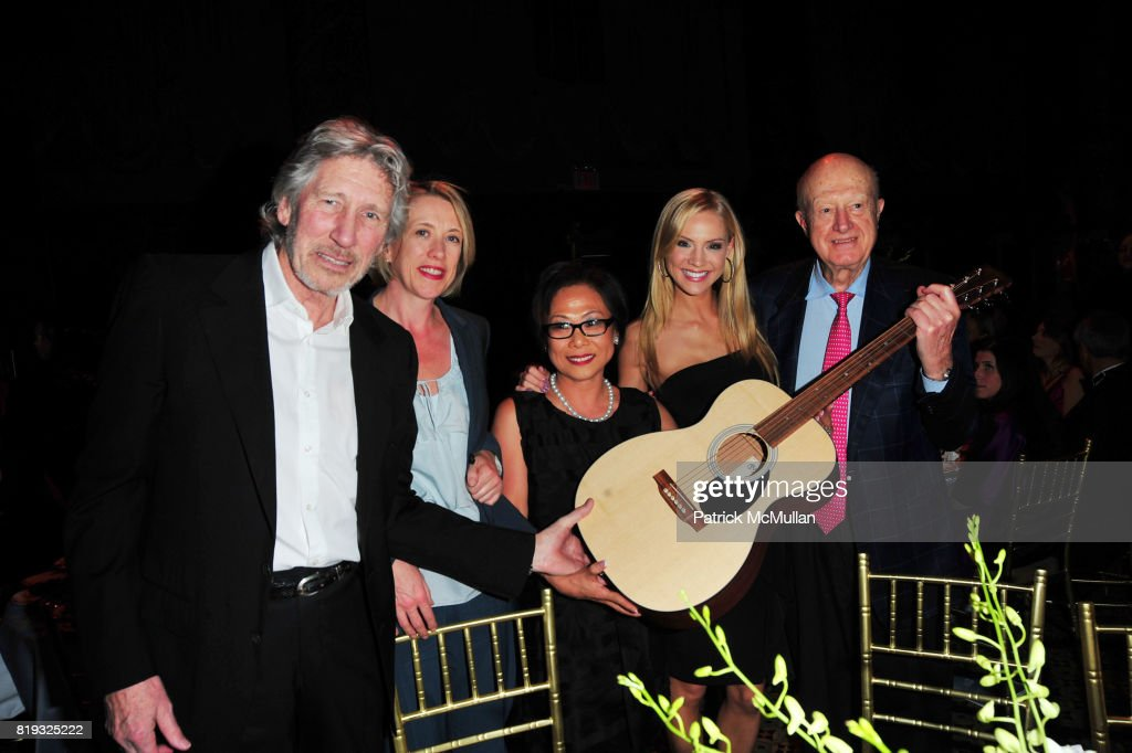Roger Waters Jilly Stephens Misook Doolittle Kristen Dalton And Mr News Photo Getty Images
