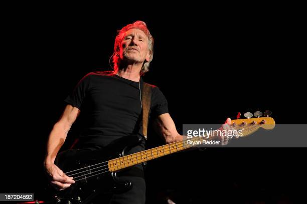Roger Waters performs at The New York Comedy Festival And The Bob Woodruff Foundation Present The 7th Annual Stand Up For Heroes Event at The Theater...
