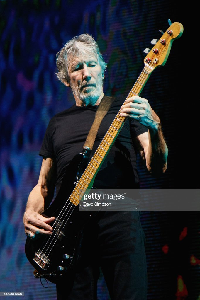 Roger Waters Performs In Auckland