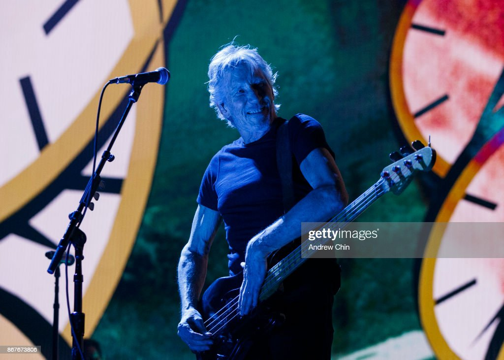 Roger Waters Performs At Rogers Arena