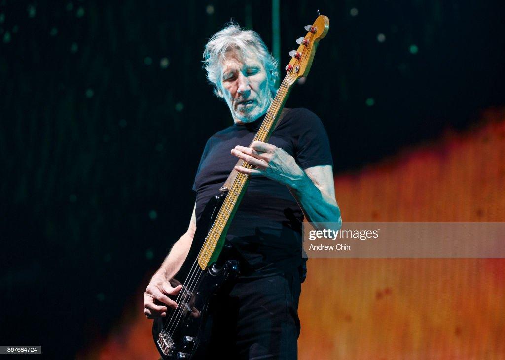 Resultado de imagem para Imagem recente de Roger Waters