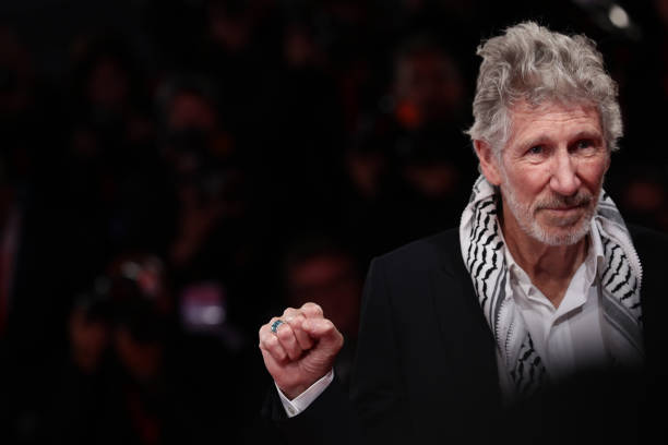 "ITA: ""Roger Waters Us + Them"" Red Carpet Arrivals - The 76th Venice Film Festival"