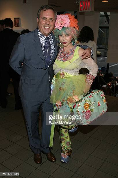 Roger Webster and Colette attend The Bronx Museum of the Arts' Spring Benefit Ave del Paraiso A celebration of South American art culture at Bronx...