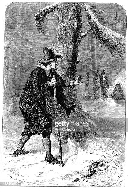 Roger Williams in the forest America c1630s Roger Williams was an English theologian left for the American colonies in 1630 due to his differences...