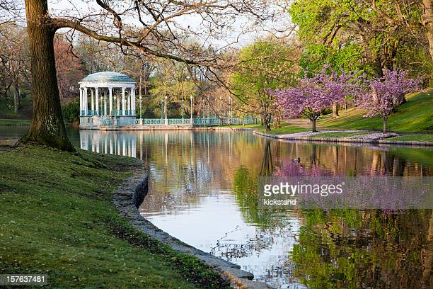 roger williams park, providence - rhode island stock pictures, royalty-free photos & images