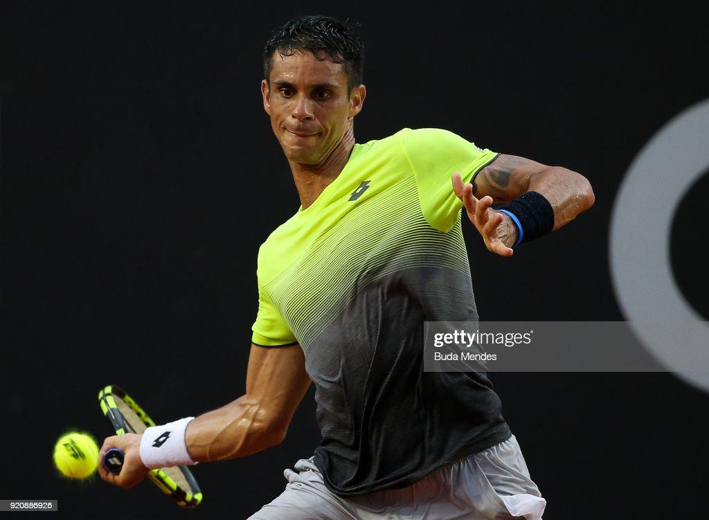 Rio Open 2018 - Day 1 : News Photo