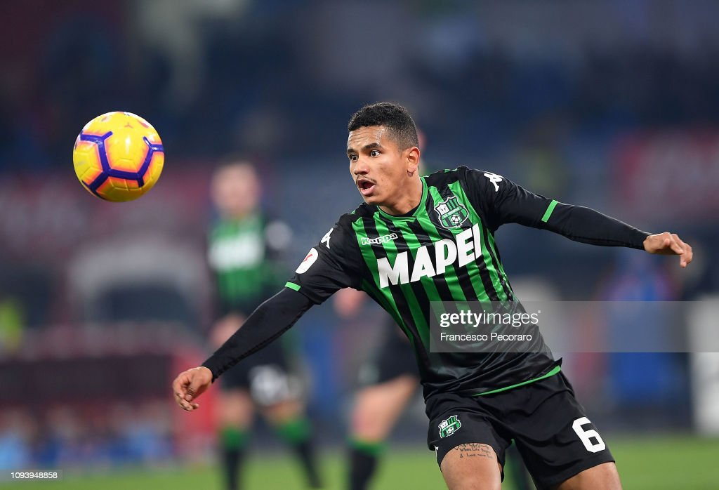 SSC Napoli v US Sassuolo - Coppa Italia : News Photo