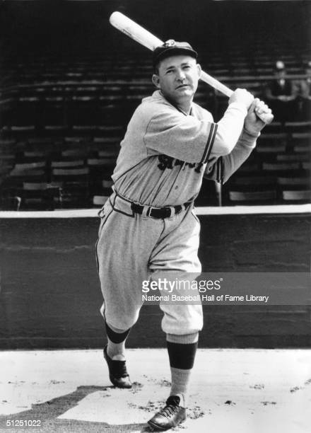 Rogers Hornsby of the St Louis Cardinals poses for a portrait