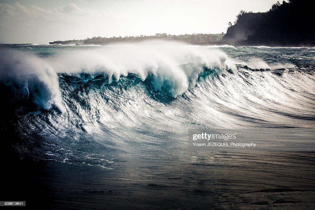 Rogue wave : Photo