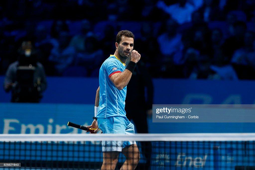 2015 Barclays Atp World Tour Finals Rohan Bopanna Florin Mergea