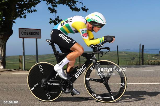 Rohan Dennis of Australia and BMC Racing Team / Cobreces Village / Cantabrico sea / during the 73rd Tour of Spain 2018, Stage 16 a 32km Individual...