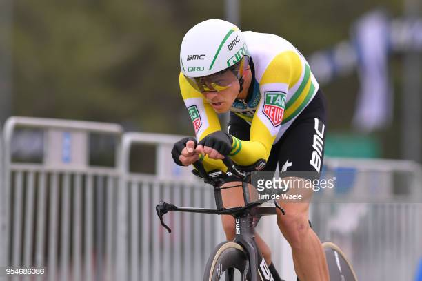 Rohan Dennis of Australia and BMC Racing Team / during the 101th Tour of Italy 2018 Stage 1 a 97km Individual Time Trial from Jerusalem to Jerusalem...