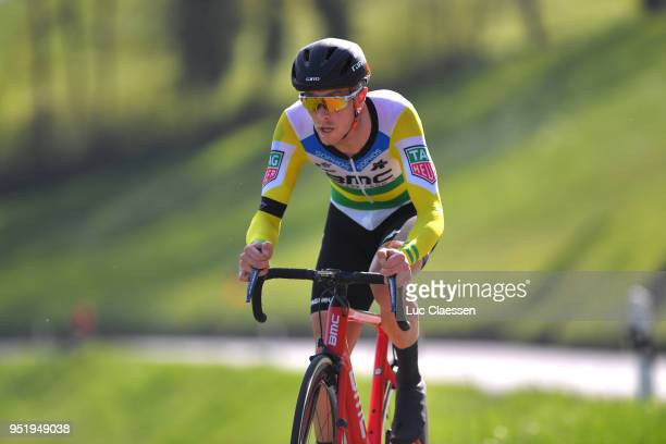 Rohan Dennis of Australia and BMC Racing Team / during the 72nd Tour de Romandie 2018, Stage 3 a 9,9km individual time trial stage from Ollon to...