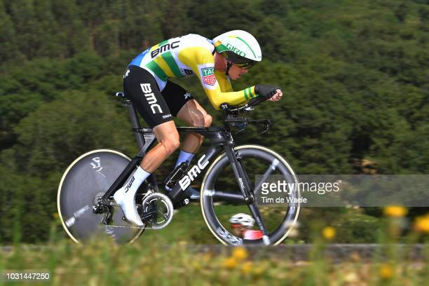 Rohan Dennis of Australia and BMC Racing Team / during the 73rd Tour of Spain 2018 Stage 16 a 32km Individual Time Trial stage from Santillana del...