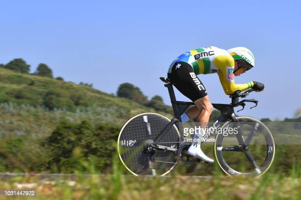Rohan Dennis of Australia and BMC Racing Team / during the 73rd Tour of Spain 2018, Stage 16 a 32km Individual Time Trial stage from Santillana del...
