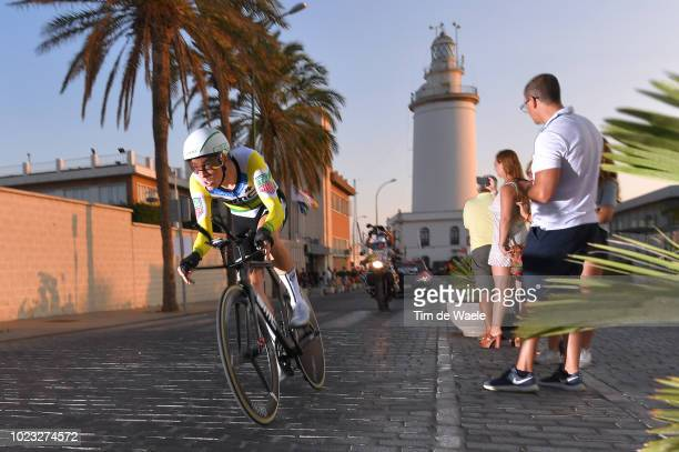 Rohan Dennis of Australia and BMC Racing Team / Lighthouse / during the 73rd Tour of Spain 2018, Stage 1 a 8km Individual Time Trial from Malaga to...