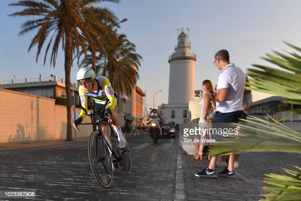 Rohan Dennis of Australia and BMC Racing Team / Lighthouse / Fans / Public / during the 73rd Tour of Spain 2018 Stage 1 a 8km Individual Time Trial...