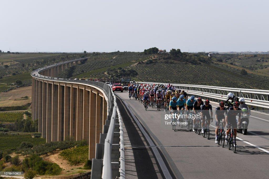 103rd Giro d'Italia 2020 - Stage Two : News Photo