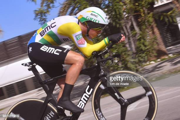 Rohan Dennis of Australia during the 53rd TirrenoAdriatico 2018 Stage 7 a 105km Individual Time Trial stage in San Benedetto Del Tronto on March 13...