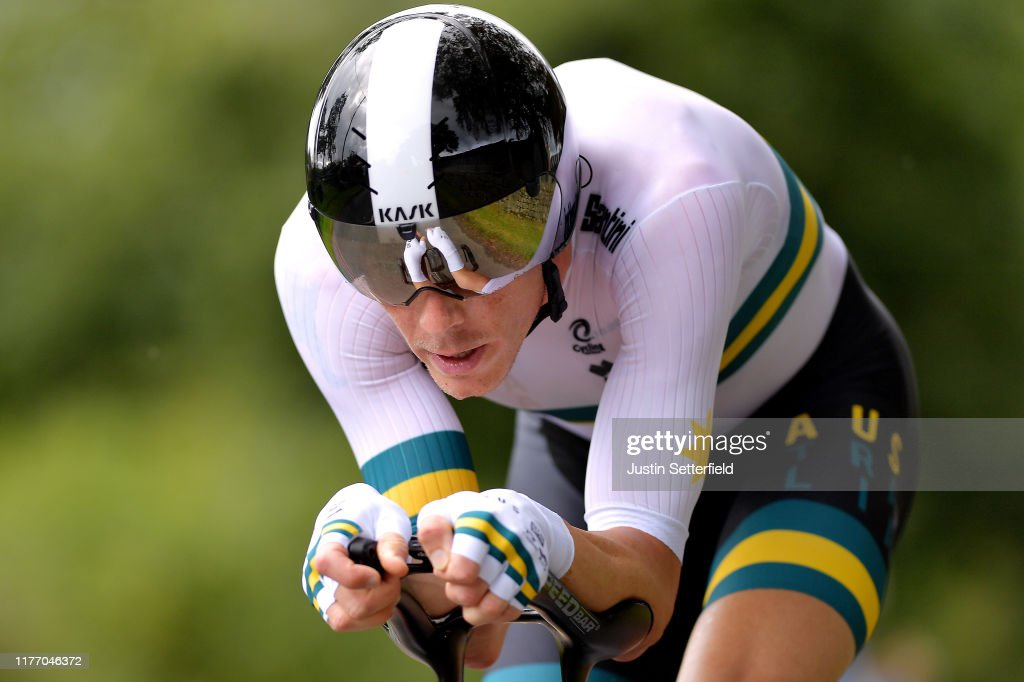 92nd UCI Road World Championships 2019 - Individual Time Trial Men Elite : ニュース写真