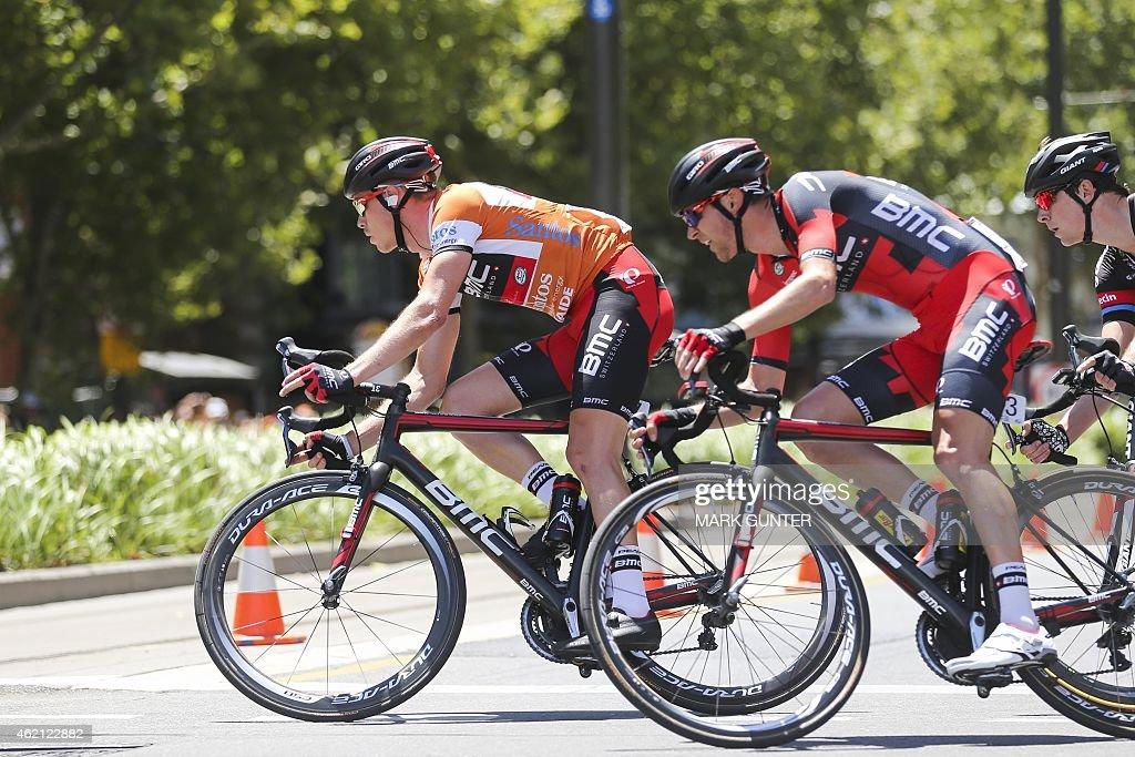 CYCLING-AUS-TOUR : News Photo