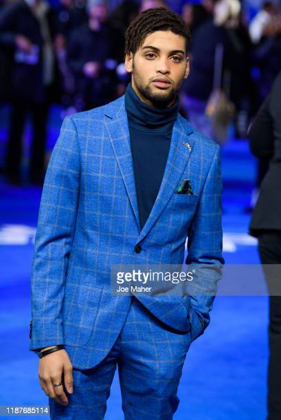 Rohan Nedd attends the Blue Story world premiere at Picturehouse Central on November 14 2019 in London England